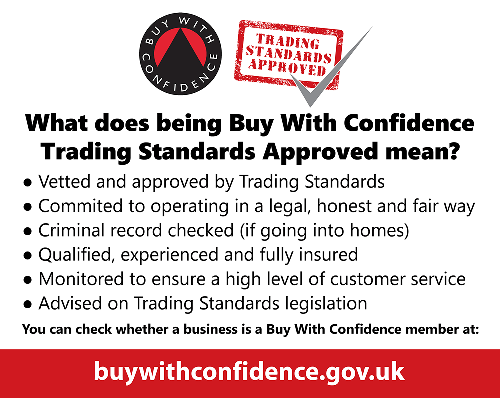 West Sussex Buy with Confidence